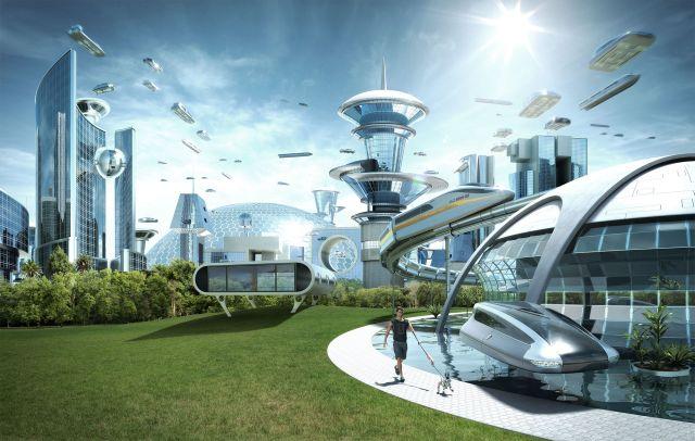 بيل غيتس يبني مدينته التكنولوجية الخاصة