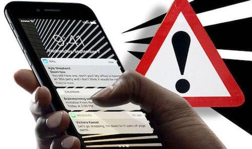 خطر القنبلة النصية ChaiOS