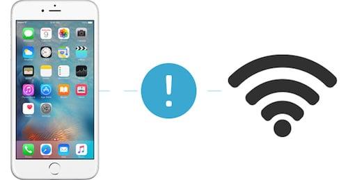 شعار الواي فاي مع الايفون