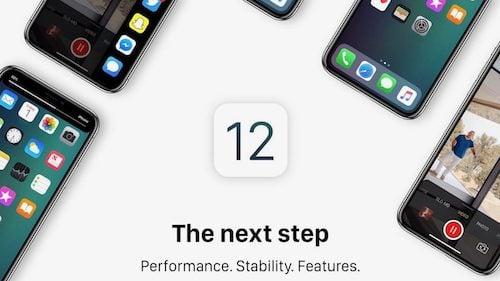 تصميم تخيلي مذهل لإصدار iOS 12