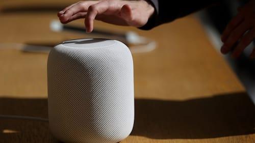 سماعات HomePod الذكية