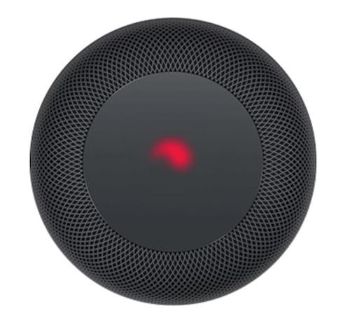 عملية إعادة تهيئة لسماعات HomePod
