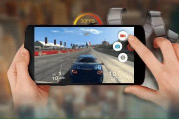 أفضل تطبيقات تسجيل فيديو الشاشة للأندرويد