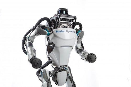 روبوت Atlas