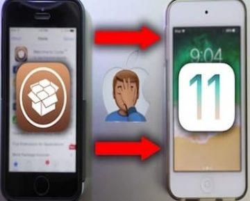 حقيقة إمكانية جيلبريك نظام iOS 11.2-11.2.1 من عدمه