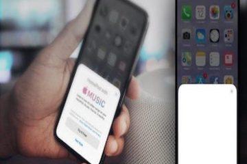 حل مشكلة فشل ربط سماعات HomePod بالايفون