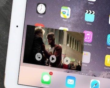 شرح إيقاف ميزة تراكب الفيديو باستمرار على أجهزة الايباد