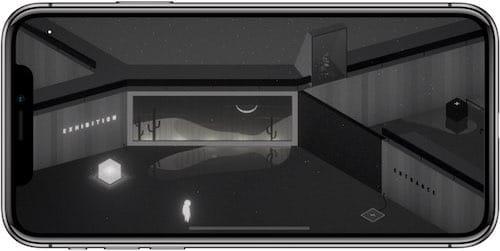 لعبة Starman: Tale of Light على الايفون عشرة