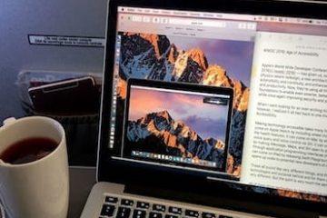 شرح تحويل ملف PDF ملون إلى الأبيض و الأسود على الماك
