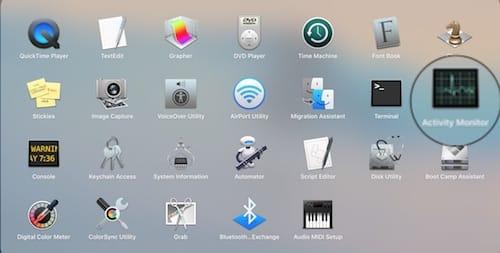 مجلد البرامج على Launchpad