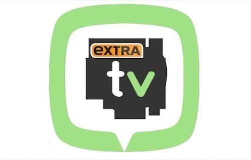 أيقونة تطبيق Extra Tv اكسترا تيفي