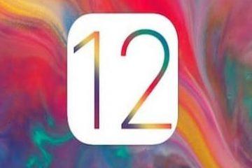 ابل تطلق النسخة التجريبية الثامنة العامة لنظام iOS 12