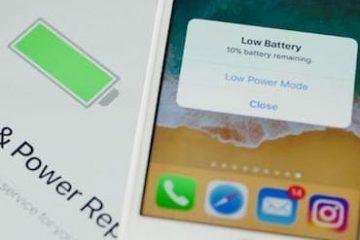 حل مشكلة نفاذ بطارية الايفون على iOS 11.4