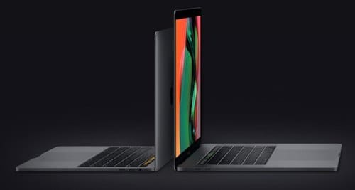 حواسيب MacBook Pro 2018