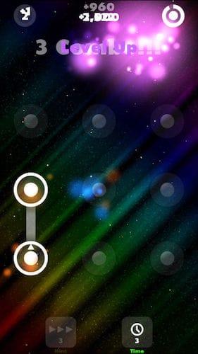 واجهة لعبة Dot Line