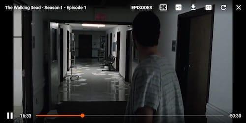 بث مسلسل The Walking Dead