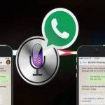 كيفية إرسال رسالة لمجموعة على الواتس اب باستخدام Siri