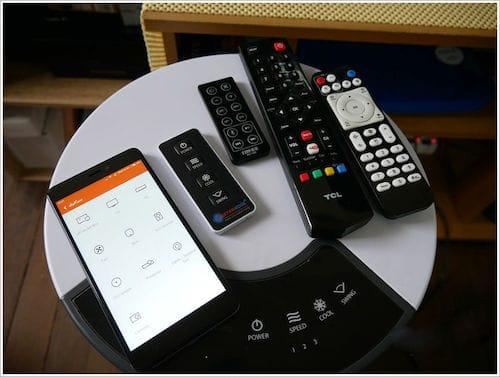أدوات تحكم و هاتف شاومي