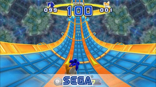 واجهة لعبة Sonic The Hedgehog 4™ Ep. II