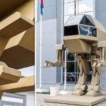 شركة كلاشينكوف تكشف عن روبوت ذكي مضاد للرصاص