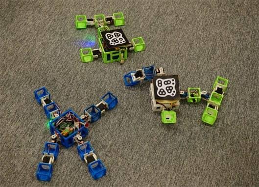 """الروبوتان تزاوجا """"لإنجاب"""" روبوت جديد مختلف"""